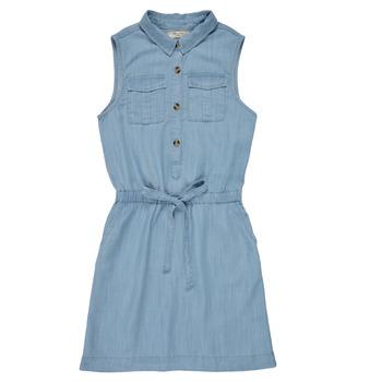 Abbigliamento Bambina Abiti corti Deeluxe LALI Blu