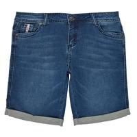Abbigliamento Bambino Shorts / Bermuda Deeluxe BART Blu