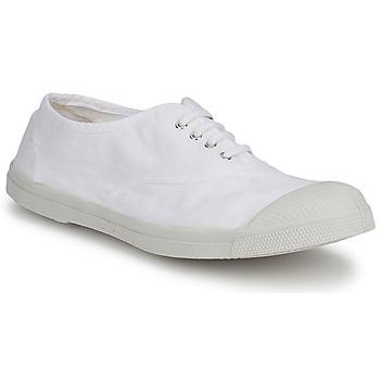 Scarpe Uomo Sneakers basse Bensimon TENNIS LACET Bianco