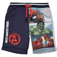 Abbigliamento Bambino Shorts / Bermuda Desigual 21SBPK03-2047 Multicolore