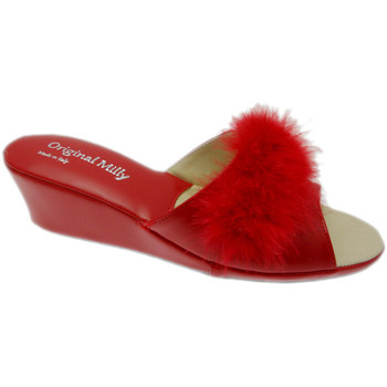 Scarpe Donna Ciabatte Milly MILLY102ros rosso