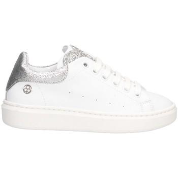 Scarpe Bambina Sneakers basse Florens K268236A BIANCO/ARGENTO