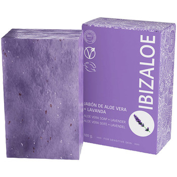 Bellezza Corpo e Bagno Ibizaloe Jabón De Aloe Vera + Lavanda