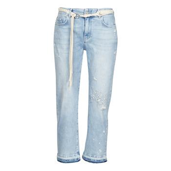 Abbigliamento Donna Jeans 3/4 & 7/8 Desigual PONDIO Blu
