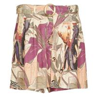Abbigliamento Donna Shorts / Bermuda Desigual ETNICAN Multicolore