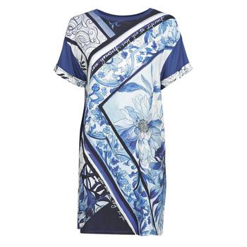 Abbigliamento Donna Abiti corti Desigual SOLIMAR Blu