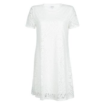 Abbigliamento Donna Abiti corti Desigual NILO Bianco