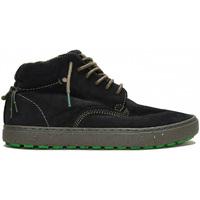 Scarpe Uomo Sneakers alte Satorisan WANAKA Black
