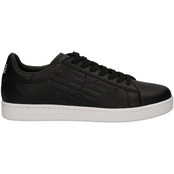 Scarpe Sneakers basse Emporio Armani EA7 X8X001 XCC51 nero