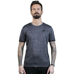 Abbigliamento Uomo T-shirt maniche corte Sergio Tacchini Freckle Gris
