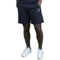 Abbigliamento Uomo Shorts / Bermuda Sergio Tacchini Fescue short Blu