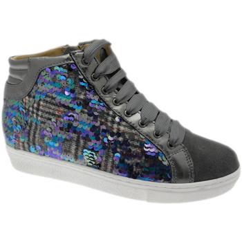 Scarpe Donna Sneakers alte Calzaturificio Loren LOC3921gr grigio