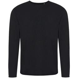 Abbigliamento Uomo Felpe Ecologie EA060 Nero