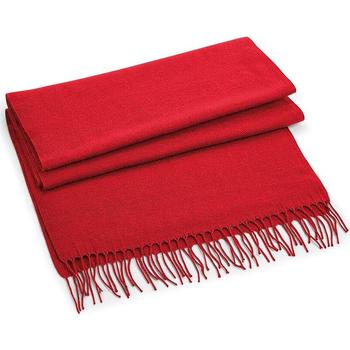 Accessori Sciarpe Beechfield B500 Rosso