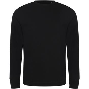 Abbigliamento Uomo Felpe Ecologie EA030 Nero