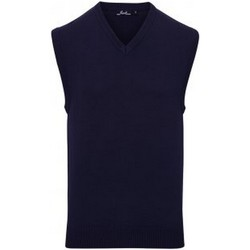 Abbigliamento Uomo Top / T-shirt senza maniche Premier PR699 Blu navy