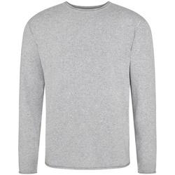 Abbigliamento Uomo Felpe Ecologie EA060 Grigio screziato