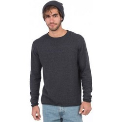 Abbigliamento Uomo Felpe Ecologie EA060 Carbone