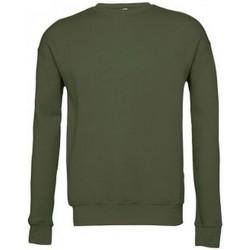 Abbigliamento Felpe Bella + Canvas BE045 Verde