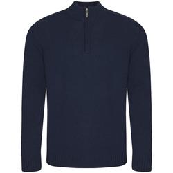 Abbigliamento Uomo Felpe Ecologie EA061 Blu navy