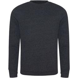 Abbigliamento Uomo Felpe Ecologie EA030 Carbone