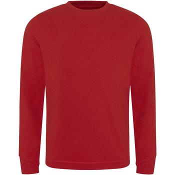 Abbigliamento Uomo Felpe Ecologie EA030 Rosso