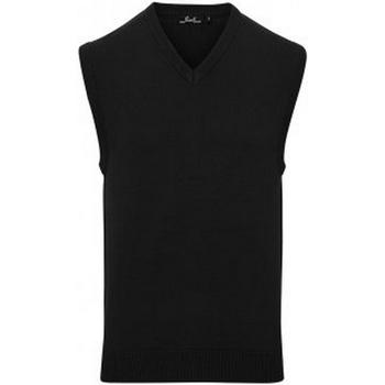 Abbigliamento Uomo Top / T-shirt senza maniche Premier PR699 Nero
