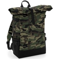 Borse Zaini Bagbase BG858 Militare/Nero
