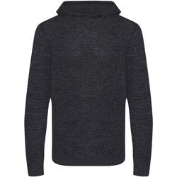 Abbigliamento Uomo Felpe Ecologie EA080 Carbone/Nero