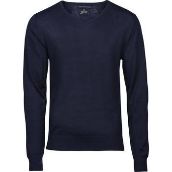 Abbigliamento Uomo Maglioni Tee Jays T6001 Blu navy