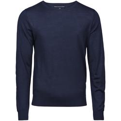 Abbigliamento Uomo Maglioni Tee Jays T6000 Blu navy