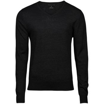 Abbigliamento Uomo Felpe Tee Jays T6001 Nero