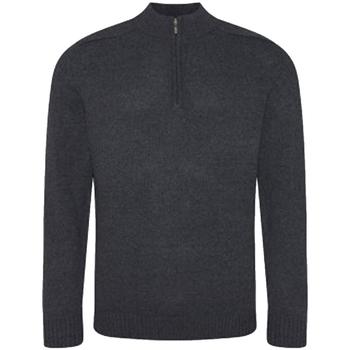 Abbigliamento Uomo Maglioni Ecologie EA061 Carbone