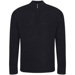 Abbigliamento Uomo Felpe Ecologie EA061 Nero