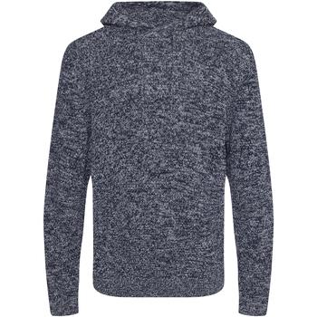 Abbigliamento Uomo Felpe Ecologie EA080 Blu scuro/Grigio
