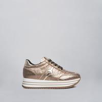 Scarpe Bambina Sneakers Nero Giardini ATRMPN-22188 Beige
