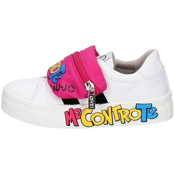 Scarpe Bambina Sneakers basse Liu Jo - Me Contro Te 4F0829EX014S LATTE