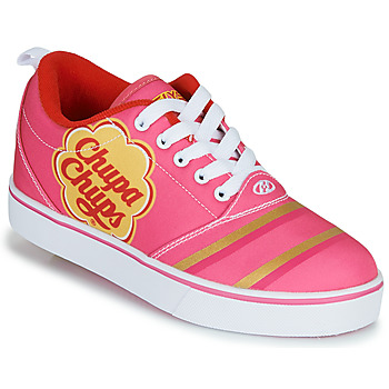 Scarpe Bambina Scarpe a rotelle Heelys CHUPA CHUPS PRO 20 Rosa / Bianco