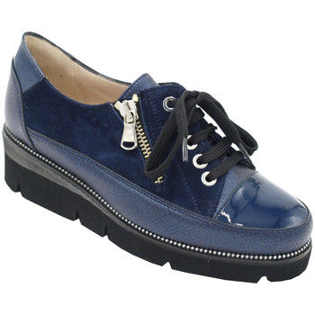Scarpe Donna Derby Angela Calzature ANSANGC104blu blu
