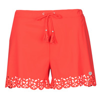 Abbigliamento Donna Shorts / Bermuda Banana Moon MEOW Rosso