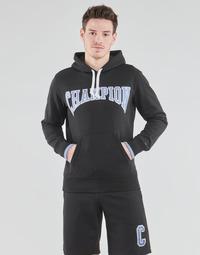 Abbigliamento Uomo Felpe Champion 215747 Nero / Blu