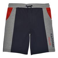 Abbigliamento Bambino Shorts / Bermuda Kaporal MAKI Marine
