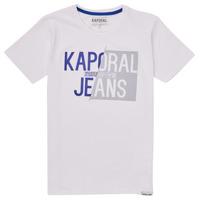 Abbigliamento Bambino T-shirt maniche corte Kaporal MAYO Bianco