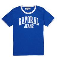 Abbigliamento Bambino T-shirt maniche corte Kaporal METRO Blu