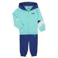 Abbigliamento Bambino Completo Puma BB MINICATS REBEL Blu
