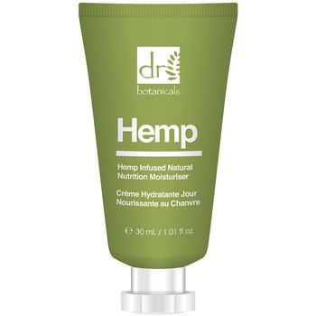Bellezza Donna Idratanti e nutrienti Dr. Botanicals Hemp Infused Natural Moisturiser  30 ml