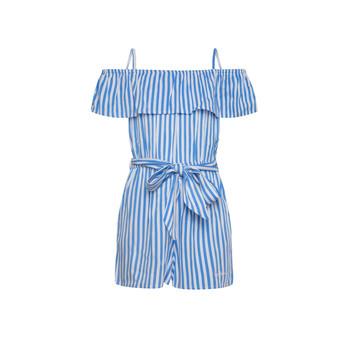 Abbigliamento Bambina Tuta jumpsuit / Salopette Pepe jeans LILI Blu