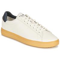 Scarpe Sneakers basse Clae BRADLEY CACTUS Bianco / Blu