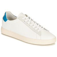 Scarpe Sneakers basse Clae BRADLEY CALIFORNIA Bianco / Blu