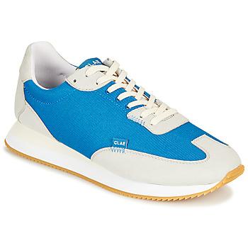 Scarpe Sneakers basse Clae RUNYON Blu / Grigio